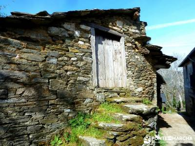 Sierra del Caurel (Serra do Courel) trekking madrid senderistas grupos de senderismo